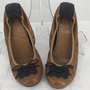 COPY - 🌼Blondo caramel leather size 9.5 comfort s…